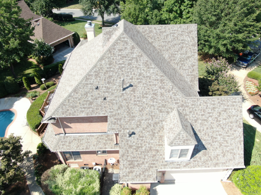 Residential roofing charlotte nc