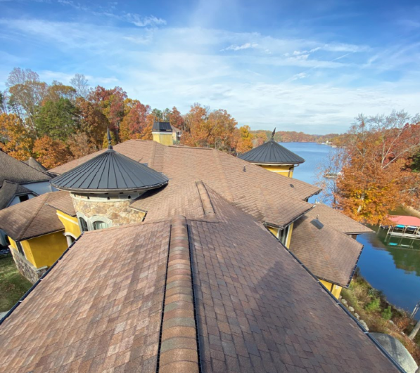 New Roof Cost Inspection