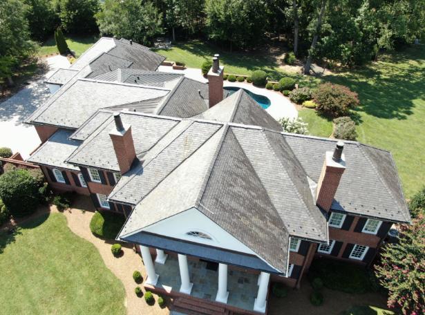 Slate Roofing Charlotte NC