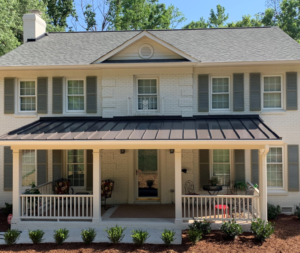 Metal Roofing Charlotte NC