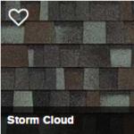Shingle Roof Storm Cloud Charlotte