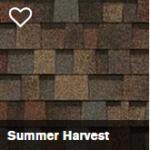 Summer Harvest Shingle