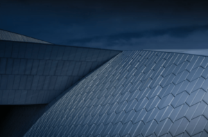 Solar Shingle Roof