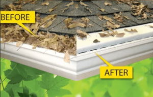 LeaFree Gutter Guards